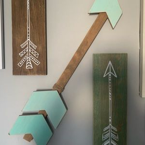 Other - Wood Arrow